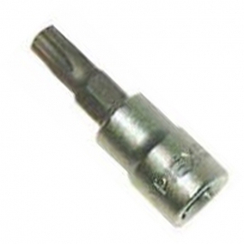 Douille-embout 1/4'' Torx